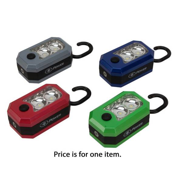 Multicolor 2 in 1 LED Worklight