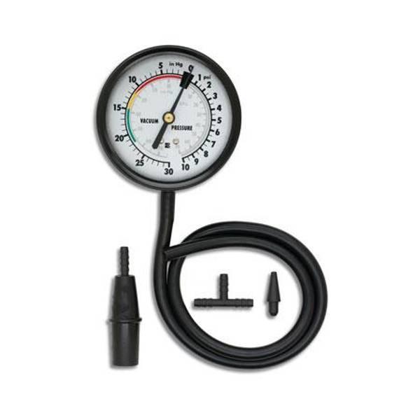 Vacuum / Carburetor Fuel Pressure Tester