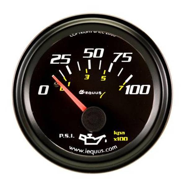 "2"" Automotive Oil Pressure Gauge"