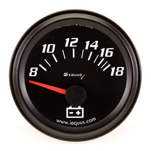 "2"" Automotive Voltmeter"