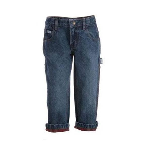 Boys' Vintage Flannel Lined Carpenter Jeans