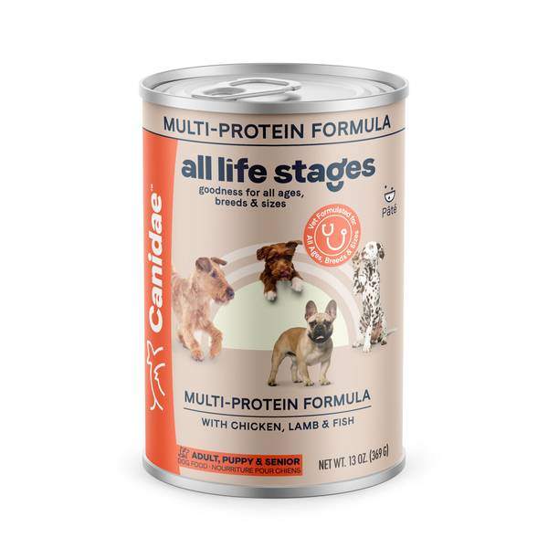 Life Stages All Stages Formula Canned Dog Food