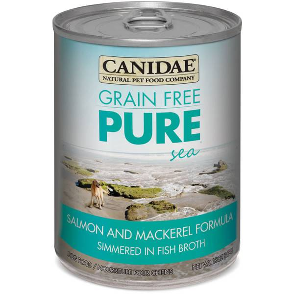 Grain Free Pure Sea Canned Dog Food