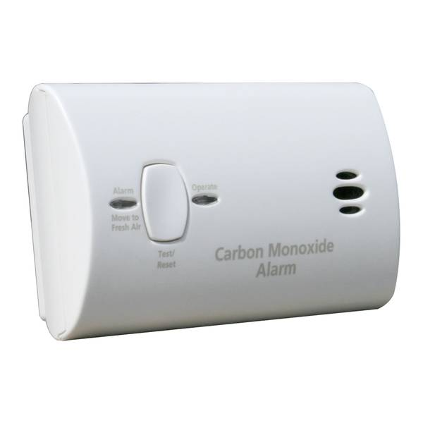 Kidde Battery Operated Carbon Monoxide Detector 21025778