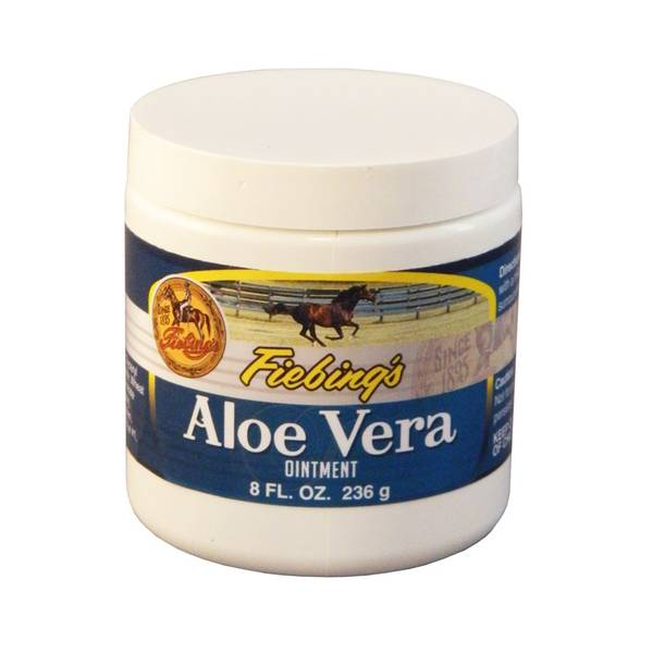 Aloe Vera Horse Wound Ointment