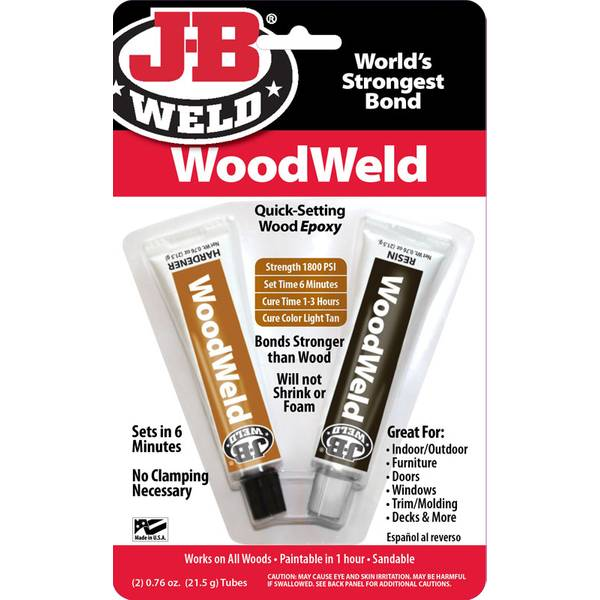 Wood Weld Epoxy Adhesive