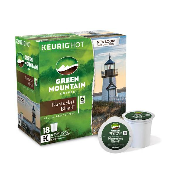 Nantucket Blend Coffee K - Cups