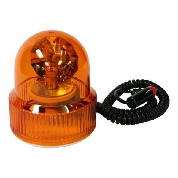 Magnetic Base Revolving Beacon Light