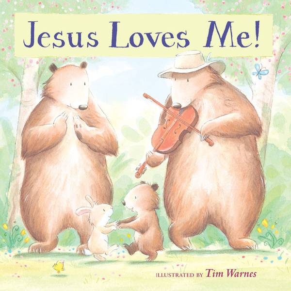 Jesus Loves Me! Picture Book