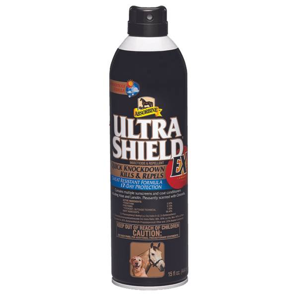 UltraShield Ex Continuous Fly Spray