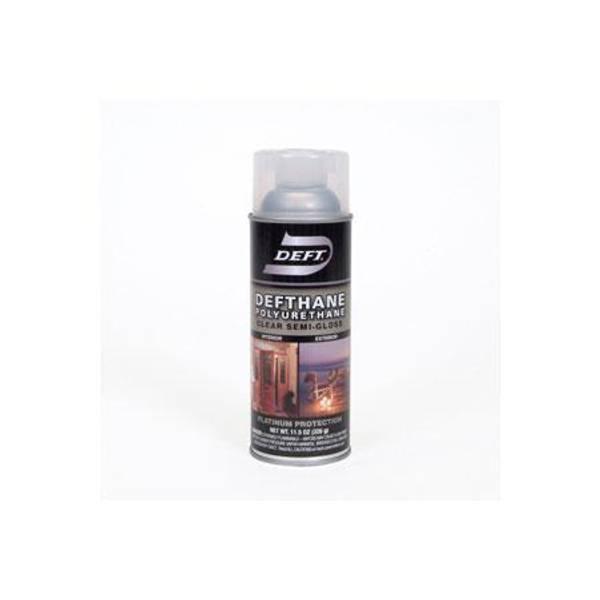 Defthane Clear Polyurethane Aerosol