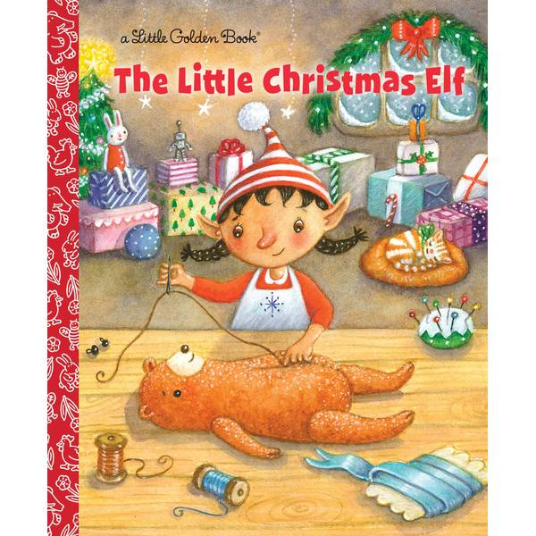 The Little Christmas Elf Children's Book