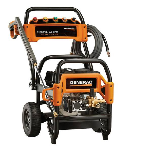 3100 PSI Commercial Pressure Washer