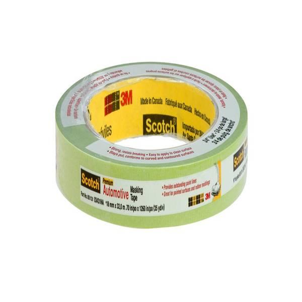 Automotive Performance Masking Tape