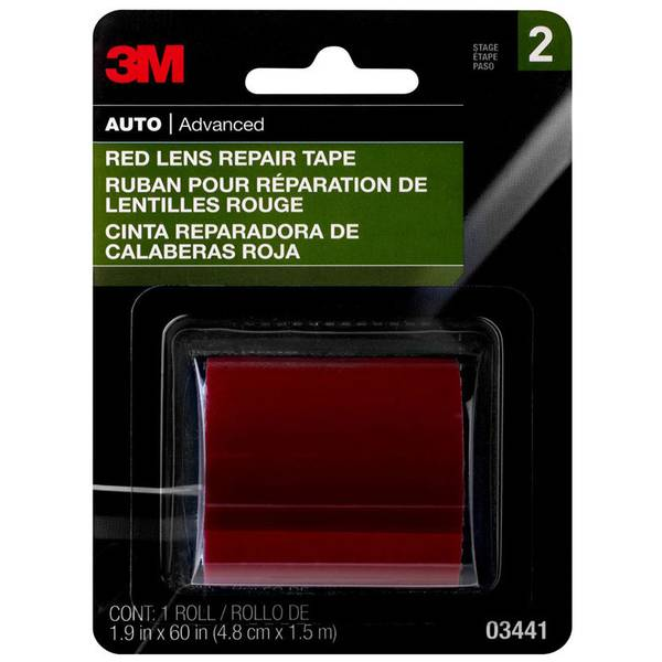 Automotive Lens Repair Tape
