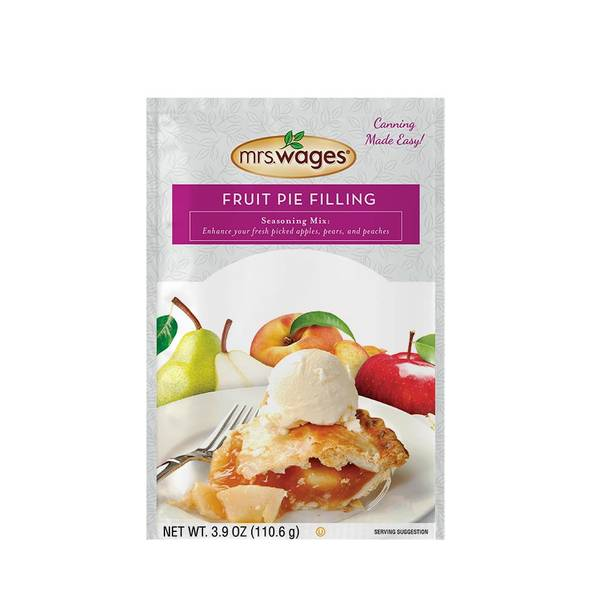 Fruit Pie Filling Mix