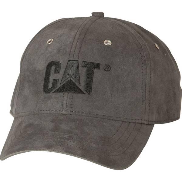 Trademark Microsuede Cap