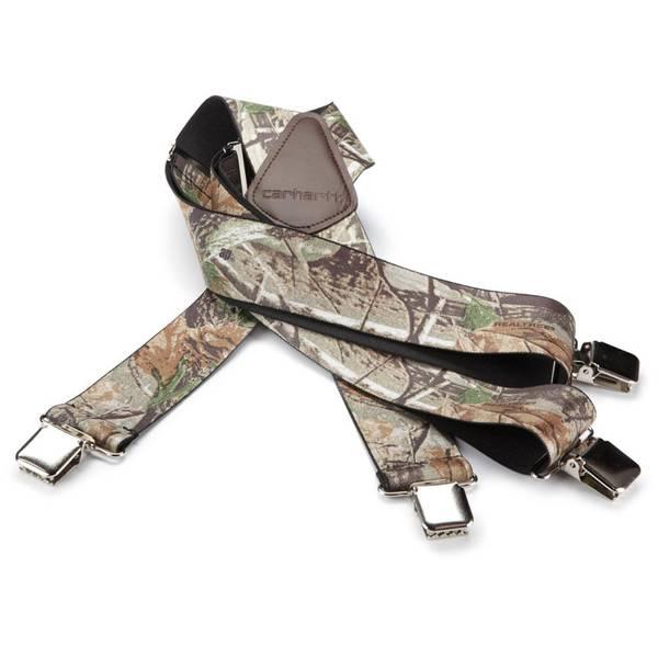 Men's uflage Suspenders