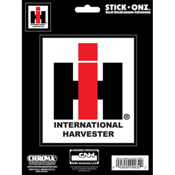 IH Farmall Stick-Onz Decal