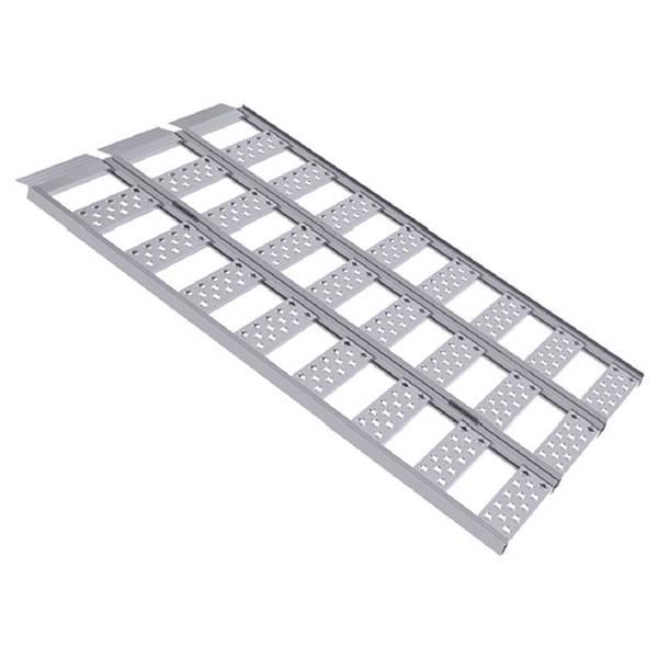 Tri - Fold Aluminum Ramps
