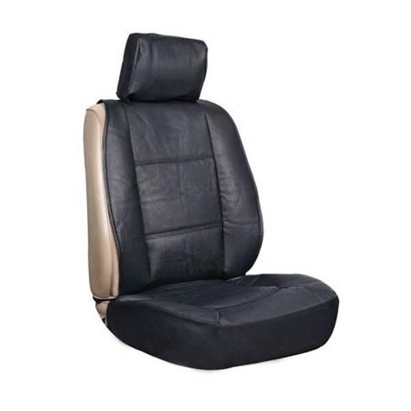 Allison Signature Sideless Low Bucket Seat Cover