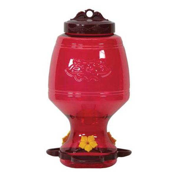 Plastic Top Fill Hummingbird Feeder