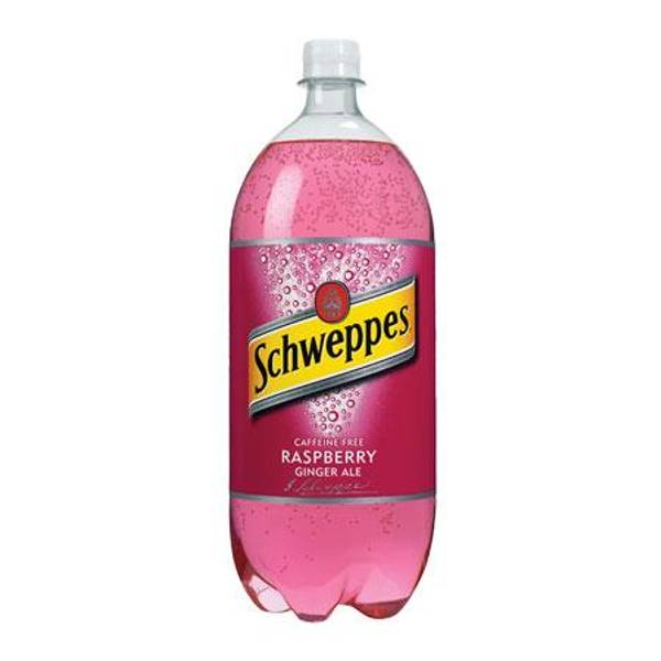 Raspberry Ginger Ale