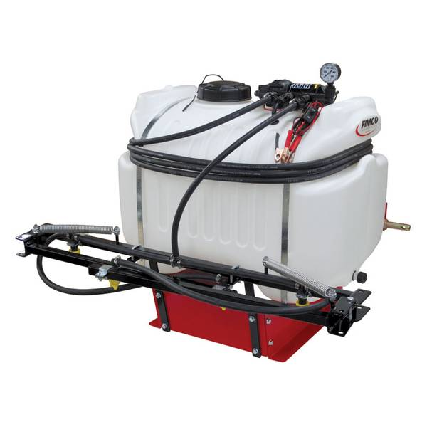 40 Gallon 3 Point Sprayer