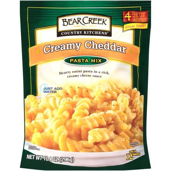 Creamy Cheddar Pasta Mix
