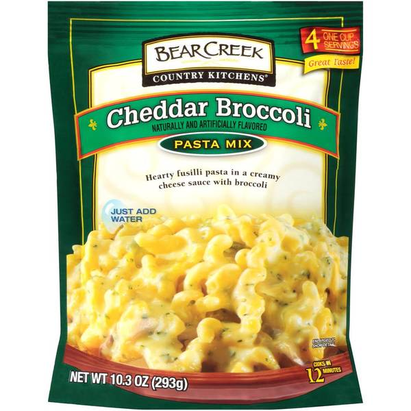 Cheddar Broccoli Pasta Mix