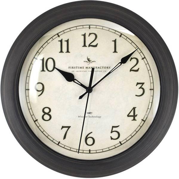 Silent Slim Clock