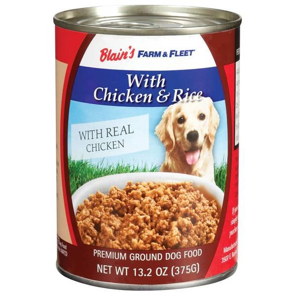 premuim dog food