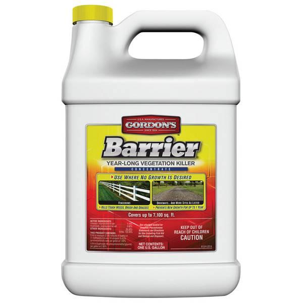 Barrier Year-Long Vegetation Killer Concentrate