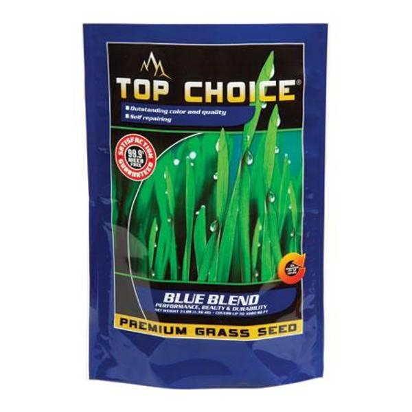 Blue Blend Premium Grass Seed