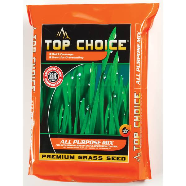 All Purpose Premium Grass Seed Mix