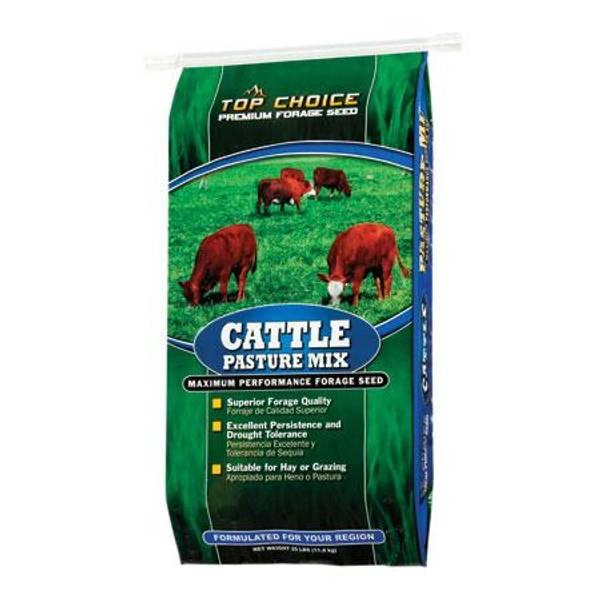 Cattle Pasture Mix Premium Forage Seed