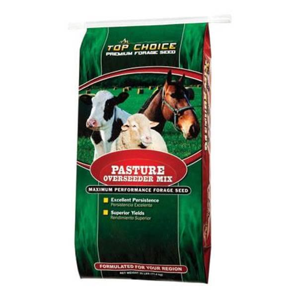 Overseeder Pasture Premium Forage Seed Mix