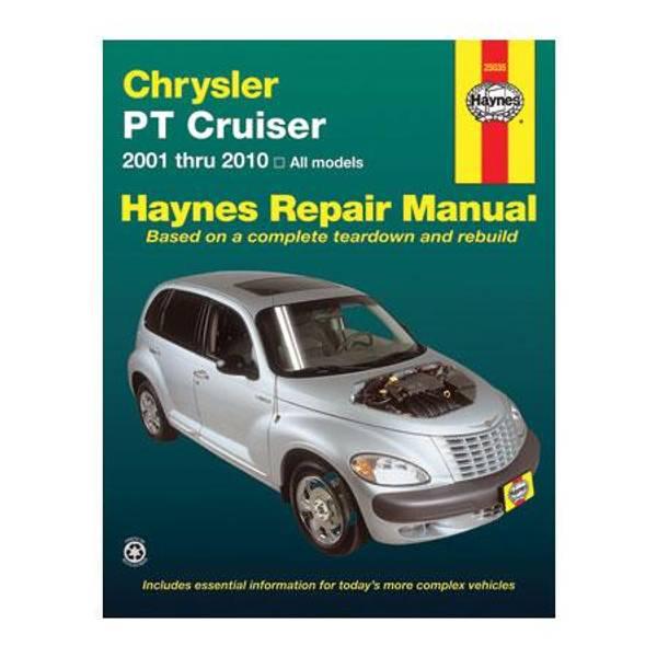 Chrysler PT Cruiser, '01-'10 Manual