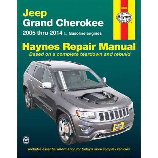 Jeep Grand Cherokee, '05-'14 Manual