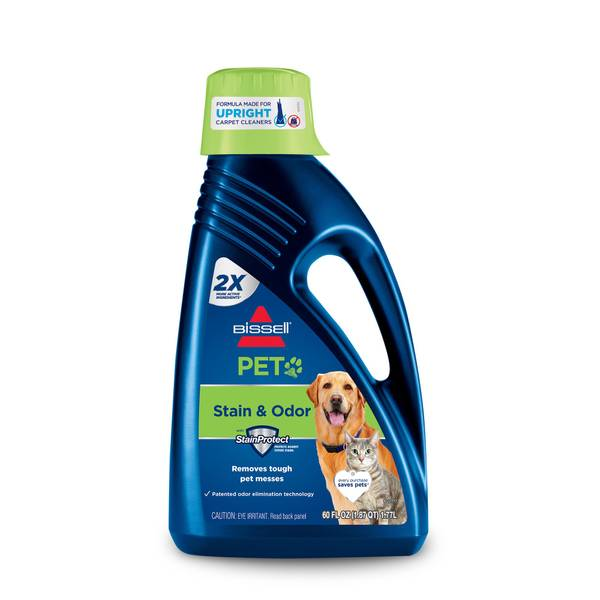 Bissell 2x Pet Stain Amp Odor Remover Carpet Cleaner At