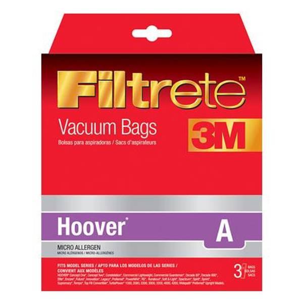 Hoover A Micro Allergen Vacuum Cleaner Bags