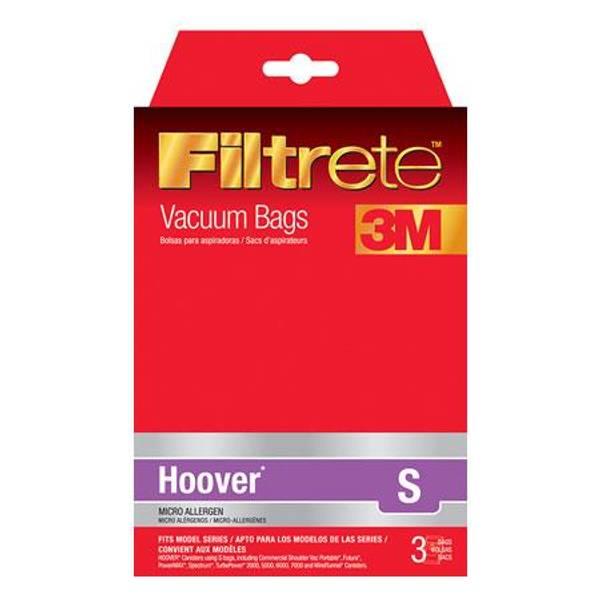 Hoover S Micro Allergen Vacuum Cleaner Bags