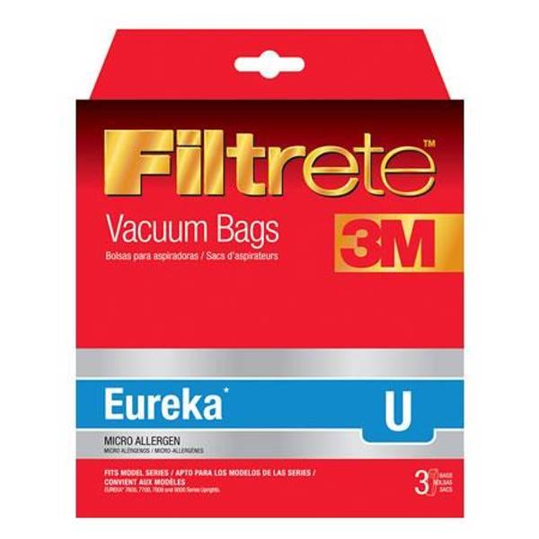 3m Filtrete Eureka Micro Allergen Vacuum Cleaner Bags