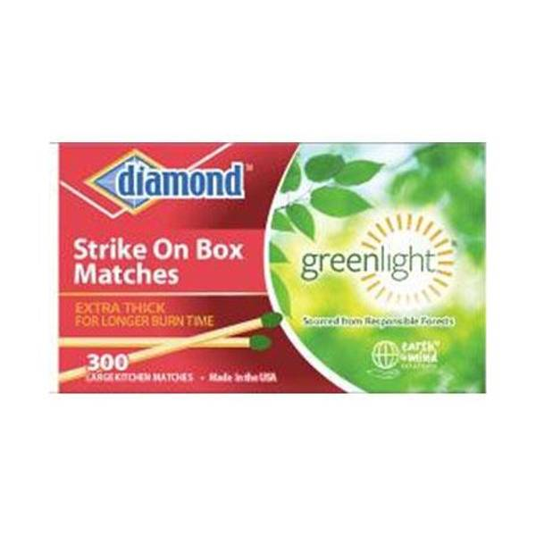 Strike on Box Matches