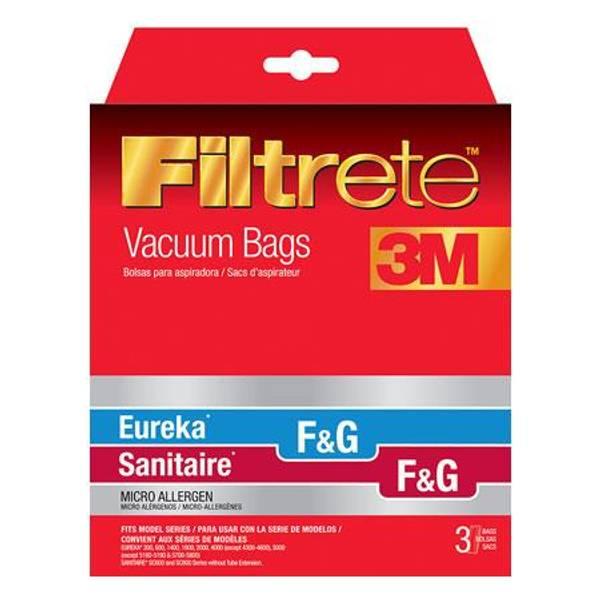 Eureka and Sanitare FG Micro Allergen Vacuum Cleaner Bag