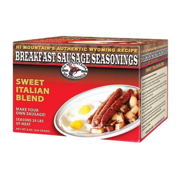 Breakfast Sausage Seasoning