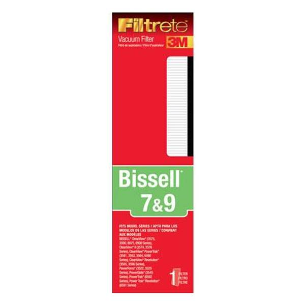 Bissell HEPA 7 & 9 Vacuum Cleaner Filter