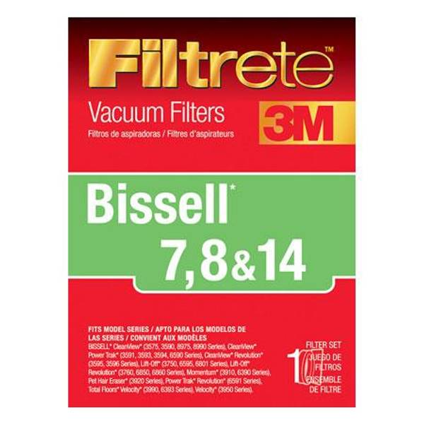 Bissell 7, 8, 14 & Vacuum Cleaner Filter