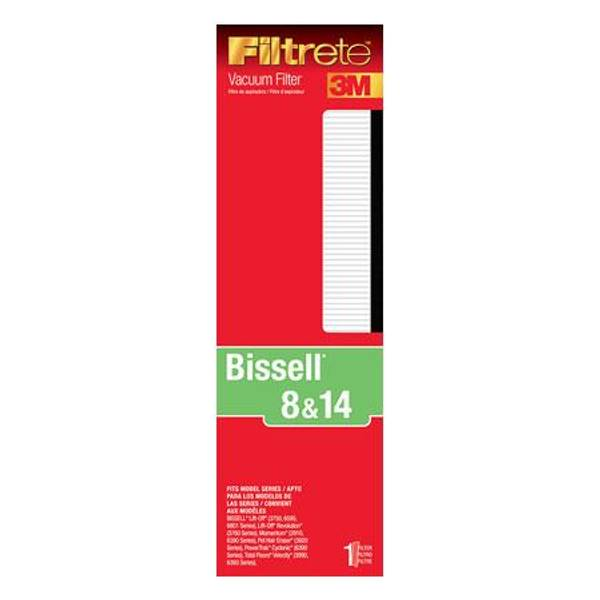 Bissell 8 & 14 Vacuum Cleaner Filter