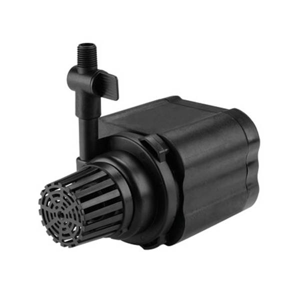 Pond boss submersible pond pump for Best fish pond pump